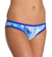 Reebok Watercolor Zoe Hipster Bikini Swim Bottom 871561