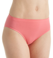 Rhonda Shear Ahh Seamless High-Cut Brief Panty 4031