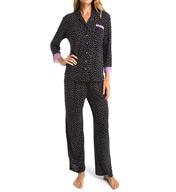 Rhonda Shear Ahh Printed Pajama Set 7907