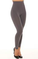 Rhonda Shear Ahh Rocker High Waist Stud Cuff Legging R1390
