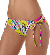 Roxy Island Dreams 70s Lowrider Tie Side Bottom 400020