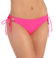 Roxy Fun & Flirty Lowrider Tie Side Swim Bottom 400131