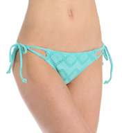 Roxy Lacy Days Tie Side Swim Bottom 403125