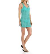 Roxy Lacy Days Diamond Tank Dress 603045