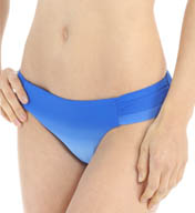 Seafolly Miami Ruched Side Retro Swim Bottom 40145ML