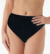 Shadowline Spandex Hi-Leg Brief Panty 17805