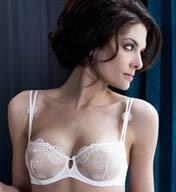 Simone Perele Romance Demi Cup Bra 115330