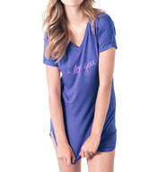 Skarlett Blue Honey Modal Cotton Sleep Shirt 1740107