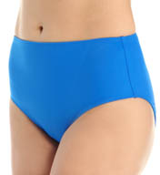 SPANX Mid-Waisted Swim Bottom 2658