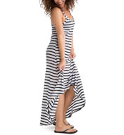 SPANX Stripe Halter Dress 2672