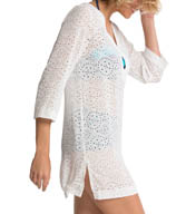 SPANX Laser Cut Long Sleeve Tunic 2673