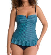 SPANX Ruffle Swim Dress 2691