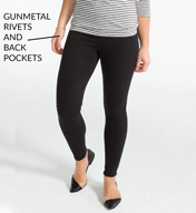 SPANX Fashion Jean-Ish Twill Leggings FL5415