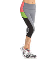SPANX Color Block Compression Knee Pant SA0515
