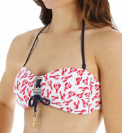Sperry Top-Sider Lobster Catch Bandeau Swim Top SW5HB81