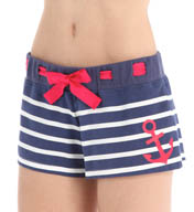 Sperry Top-Sider Lobster Catch Anchor Shorts SW5HD19
