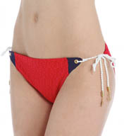 Sperry Top-Sider Ahoy, Matey Side Tie Swim Bottom SW5HE94