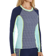 Sperry Top-Sider Current Events Rash Guard SW5X155