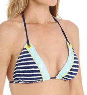 Sperry Top-Sider Current Events Triangle Swim Top SW5X180