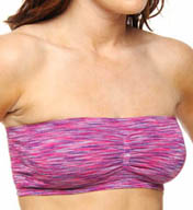Steve Madden Killing It Space Dye Bandeau Bra SM80002