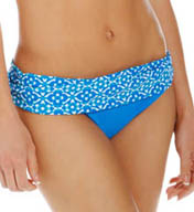 Sunsets Hamptons Banded Swim Bottom HAMP27B