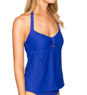 Swim Systems Santa Fe Halter Tankini Swim Top H675SAF