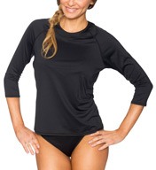 Swim Systems Solid Rash Guard H963