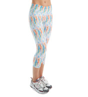 tasc Performance NOLA Printed Crop Legging TW376P