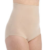 TC Fine Intimates Shape Away Hi-Waist Brief Panty 4095