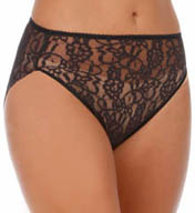 TC Fine Intimates Wonderful Edge All Over Lace Hi-Cut Brief Panty A4-044