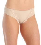 TC Fine Intimates Lace Trim Bikini Panty A4-072