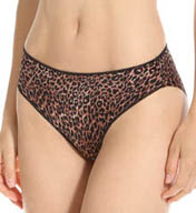 TC Fine Intimates Microfiber Wonderful Edge Hipster Panties A403