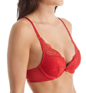 The Little Bra Company Lucia Petite Deep Plunge Convertible Push Up Bra E004C