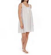 Thea Desiree Cotton Lawn Short Gown 7009