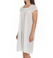 Thea Solandra Cotton Lawn Knee Length Gown 7017