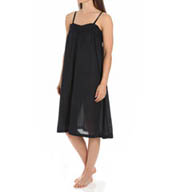 Thea Talis Cotton Voile Knee Length Gown 7047