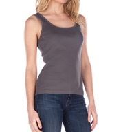 Three Dots 2x1 Ribbed Tank AD0S001