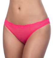 Timpa Duet Lace Low Rise Thong 615700