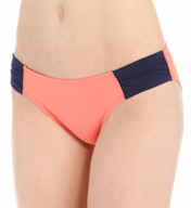 Tommy Bahama Deck Piping Side Shirred Hipster Swim Bottom TSW24621B
