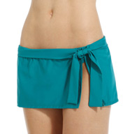 Tommy Bahama Pearl Solids Skirted Hipster Swim Bottom TSW24724B