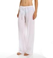 Tommy Bahama Crinkle Cotton Drawstring Pant TSW25902C