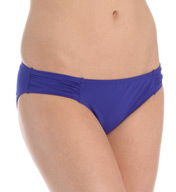 Tommy Bahama Pearl Solids Side Shirred Hipster Swim Bottom TSW81012B