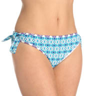 Tommy Bahama Kaleidoscope Reversible Hipster Swim Bottom TSW81208B