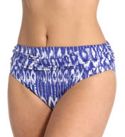 Tommy Bahama Tie Dye High Waist Sash Swim Bottom TSW81707B
