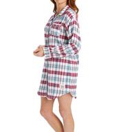 Tommy Hilfiger Hilfiger Varsity Boyfriend Sleep Shirt R42S121