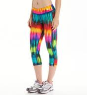 Trina Turk Tie Dye Mid Length Legging TR5G031