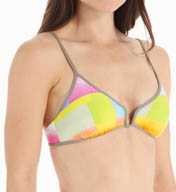 Trina Turk Crystal Cove Triangle Swim Top TT5B689