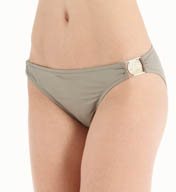 Trina Turk Crystal Cove Buckle Side Hipster Swim Bottom TT5B693