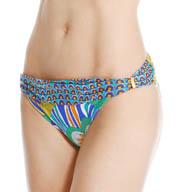 Trina Turk Amazonia Banded Hipster Swim Bottom TT5FH90