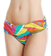 Trina Turk Viva La Vida Sash Hipster Swim Bottom TT5FK96